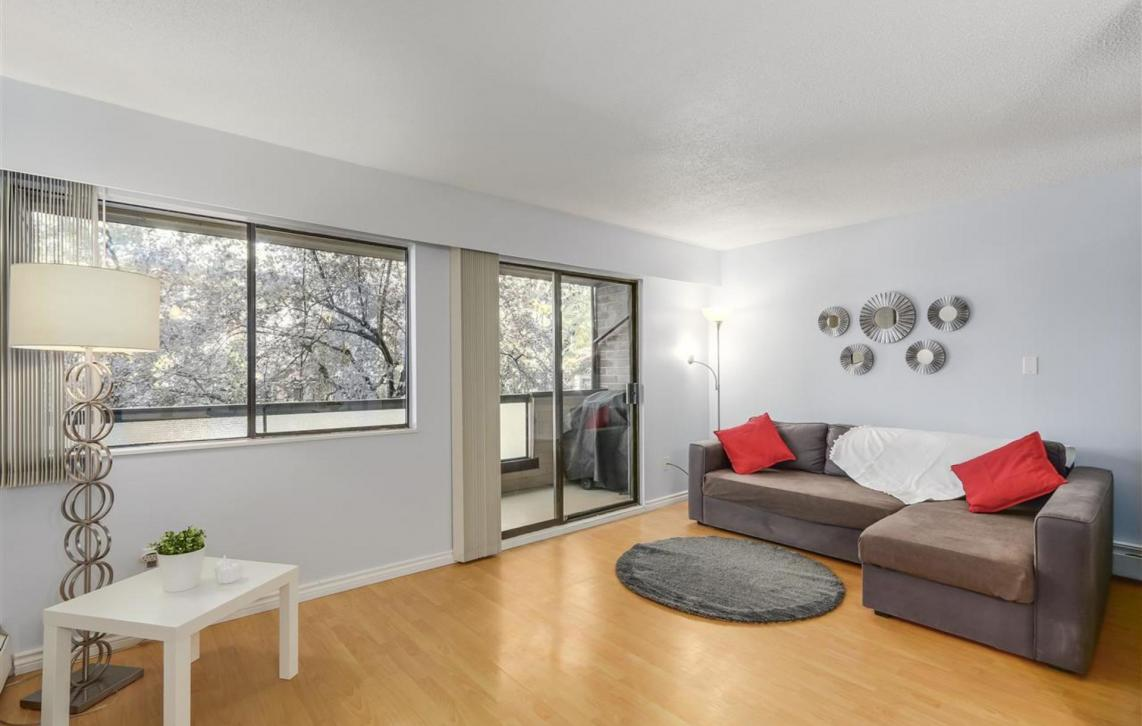 219 - 2190 W 7th Avenue, Kitsilano, Vancouver West