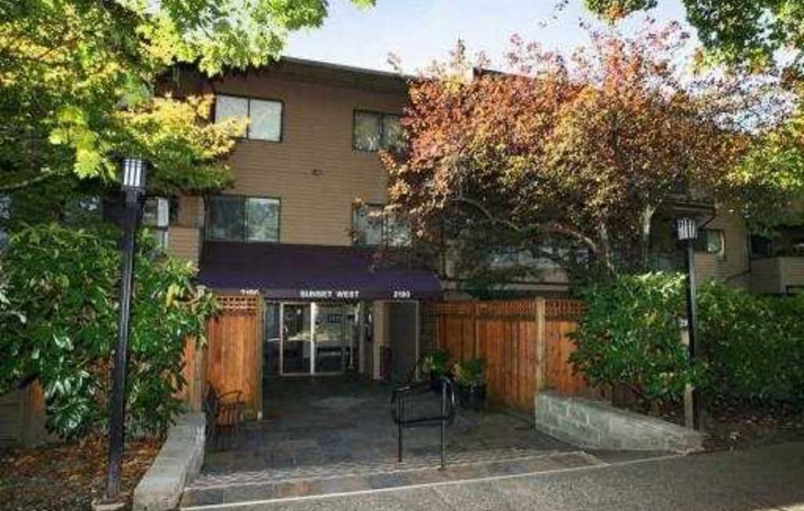 219 - 2190 West 7th Avenue, Kitsilano, Vancouver West