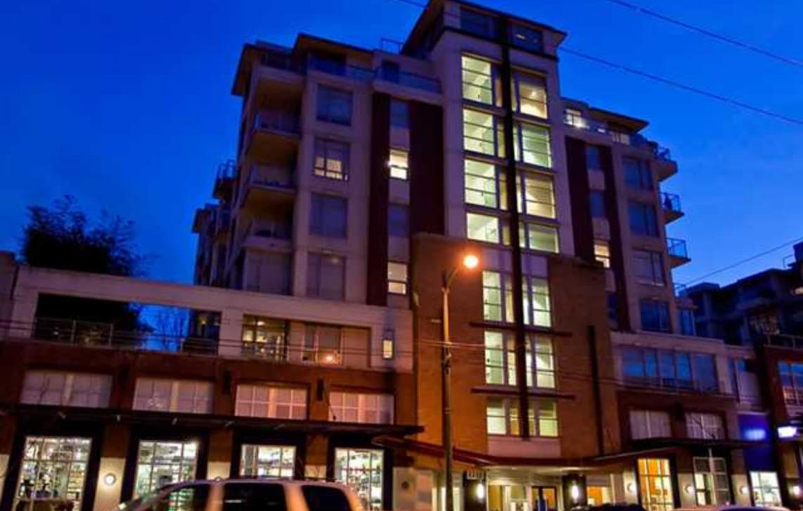 207 - 2288 West Broadway, Kitsilano, Vancouver West