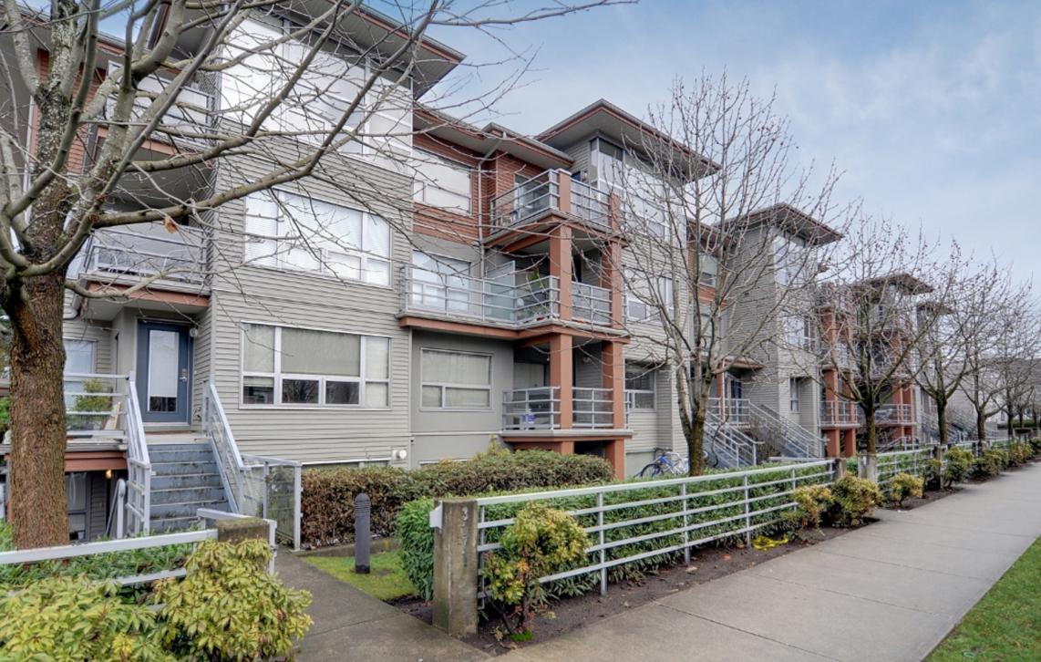 403 - 3161 West 4th Avenue., Kitsilano, Vancouver West