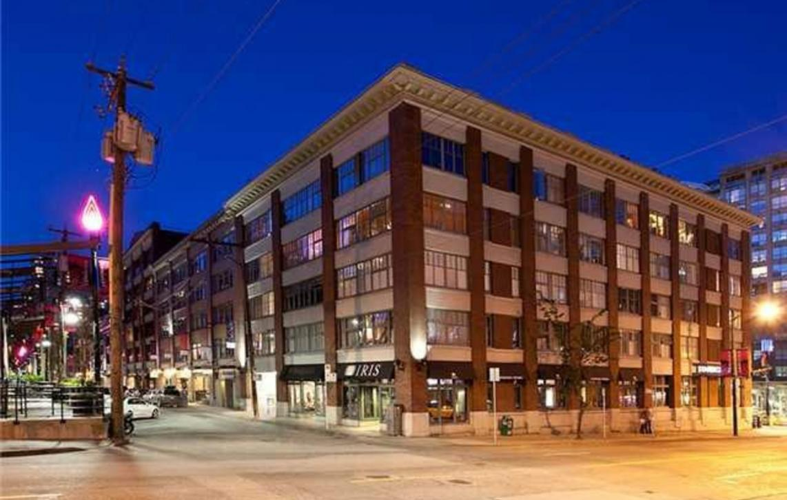 309 - 1178 Hamilton Street., Yaletown, Vancouver West