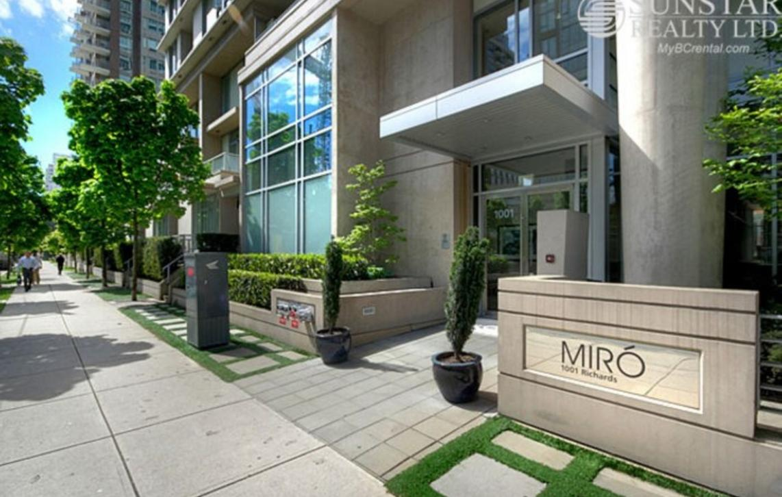402 - 1001 Richards Street, Downtown VW, Vancouver West