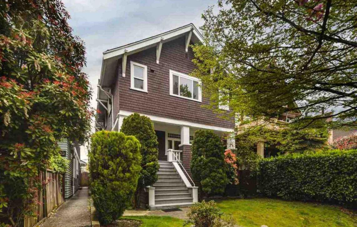 1324 Cypress Street, Kitsilano, Vancouver West