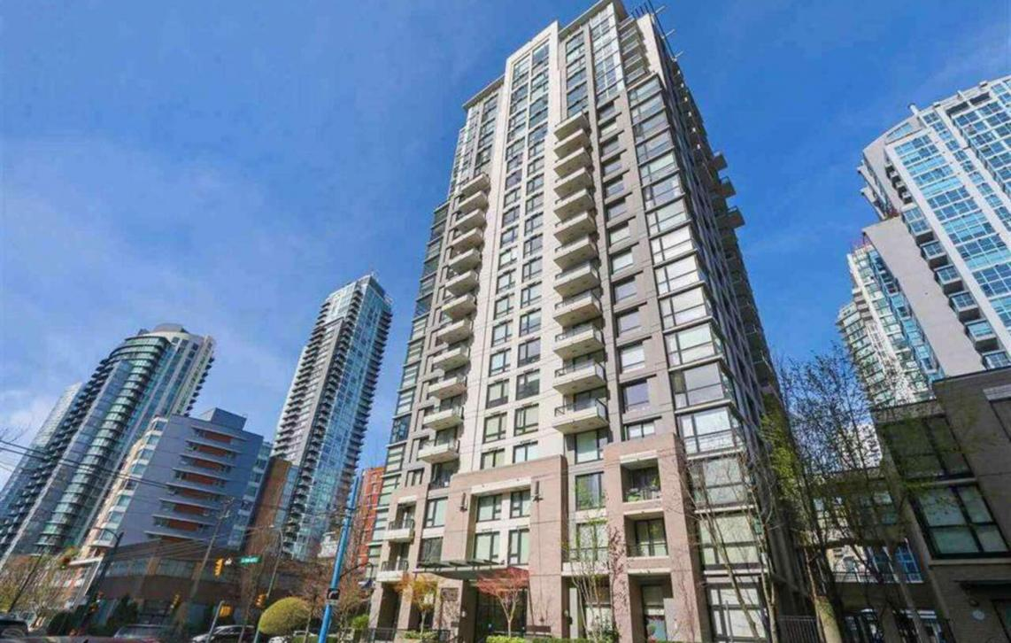 909 - 1295 Richards Street, Downtown VW, Vancouver West